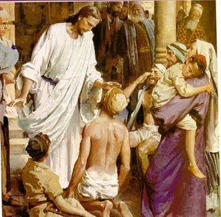 Los milagros de Cristo | Diario de un católico: notas y apuntes de ...